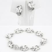 Matching earrings and bracelet P950 Richard Designs