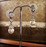 Pearl Earrings €75