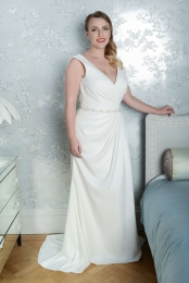 WP376-f-White-Rose-Graceful-wedding-dress