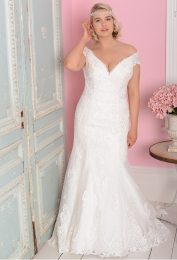WP417-Plus-Size-Wedding-Dress-White-Rose-Graceful-1