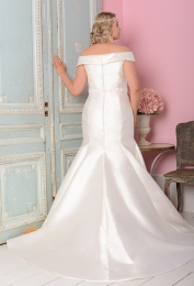 WP421-b-White-Rose-Graceful-Wedding-Dress