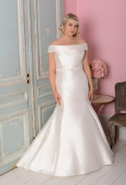 WP421-f-White-Rose-Graceful-Wedding-Dress