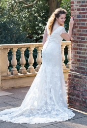 WP454-b-White-Rose-Graceful-Wedding-Dress