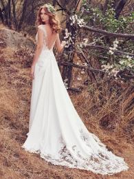 Maggie-Sottero-Wedding-Dress-Estelle-7MW990-Back